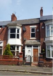 Thumbnail 3 bed flat for sale in West Park Road, South Shields