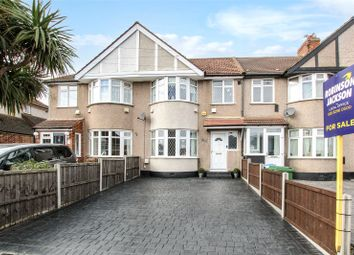 Leechcroft Avenue, Sidcup, Kent DA15. 3 bed terraced house for sale