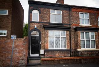 Thumbnail 2 bedroom flat to rent in Langdale Street, Bootle