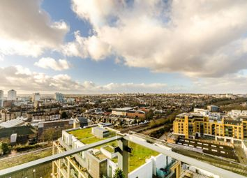 Thumbnail 3 bed flat to rent in Enterprise Way, Wandsworth