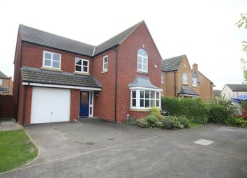 Thumbnail 4 bed detached house for sale in Linby Way, St. Helens