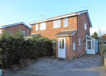 Thumbnail 2 bed semi-detached house for sale in Shelmore Way, Gnosall, Stafford
