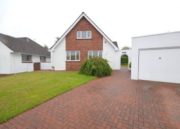 Thumbnail 4 bed detached house for sale in Loch Park, Ayr, South Ayrshire