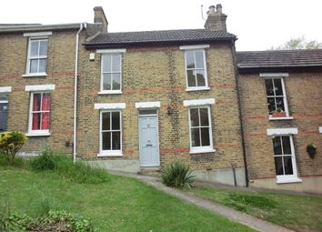 Thumbnail 2 bed terraced house to rent in Hillside Terrace, South Hill Road, Gravesend