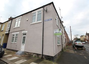 Thumbnail 3 bed end terrace house to rent in Wath Road, Mexborough