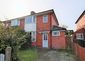 Thumbnail 3 bed semi-detached house for sale in Clive Road, Penwortham, Preston