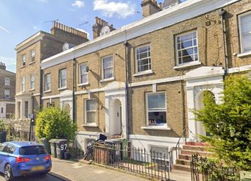 Thumbnail 1 bed flat to rent in Flaxman Road, London
