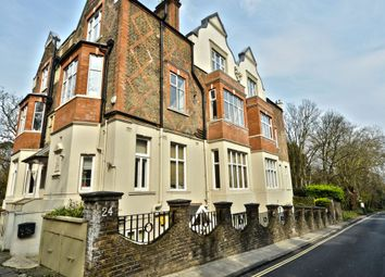 Thumbnail 2 bed flat to rent in East Heath Road, Hampstead