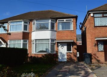 Thumbnail 3 bed semi-detached house to rent in Berryfield Road, Sheldon, Birmingham