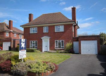 Thumbnail 4 bed detached house for sale in Wellbridge Close, Dorchester