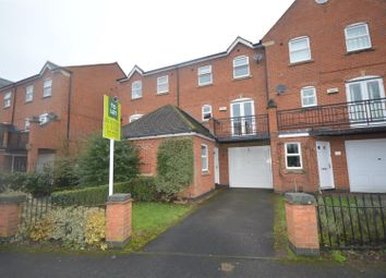 Thumbnail 3 bed town house for sale in Shaftsbury Avenue, Radcliffe-On-Trent, Nottingham