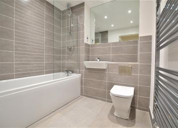 Thumbnail 2 bed flat for sale in Kew Apartments, 1 Wintergreen Boulevard, West Drayton