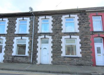 Thumbnail 3 bedroom terraced house to rent in Eirw Road, Porth