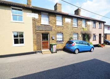 Thumbnail 2 bed cottage for sale in Tyas Cottages, Princess Margaret Road, East Tilbury Village