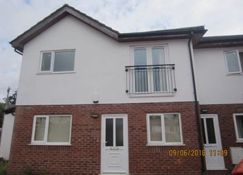 Thumbnail 2 bed flat to rent in Redcliffe Avenue, Cardiff