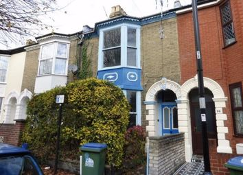 Thumbnail 3 bedroom flat to rent in Cranbury Avenue, Southampton, Hampshire