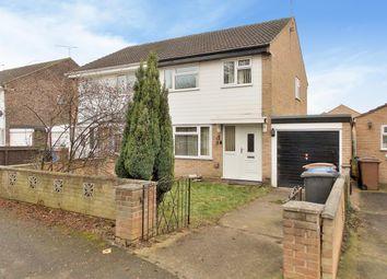 Thumbnail 3 bed semi-detached house for sale in Calderdale Drive, Long Eaton, Nottingham