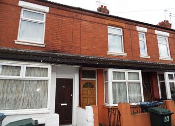 Thumbnail 2 bedroom terraced house for sale in Ransom Road, Foleshill, Coventry, West Midlands