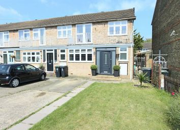 Thumbnail 3 bed end terrace house for sale in Old Nazeing Road, Broxbourne