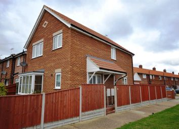 Thumbnail 3 bedroom detached house for sale in Butley Road, Felixstowe
