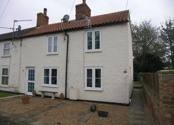 Thumbnail 3 bedroom end terrace house for sale in Tilney St. Lawrence, King's Lynn, Norfolk