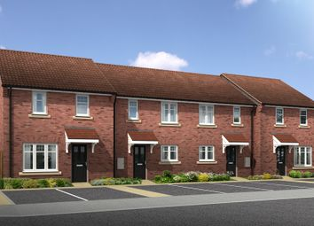 Thumbnail 2 bedroom town house for sale in Vedonis Park, Hucknall, Nottingham