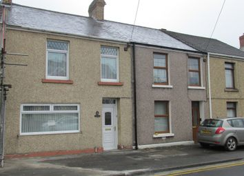 Thumbnail 3 bedroom terraced house for sale in West Street, Gorseinon, Swansea