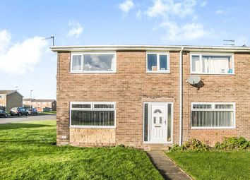 Thumbnail 3 bed terraced house for sale in Coltpark Place, Cramlington