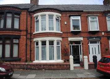 Thumbnail 3 bed terraced house for sale in Hampstead Road, Newsham Park, Liverpool