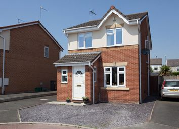 Thumbnail 3 bed detached house for sale in Pinetree Close, Winsford