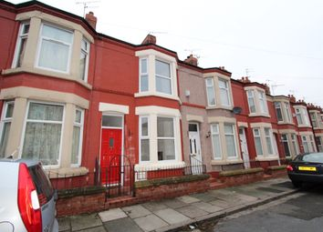 Thumbnail 2 bed terraced house to rent in Clifford Street, Birkenhead