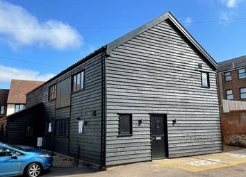Thumbnail 3 bed barn conversion for sale in Market Hill, Sudbury