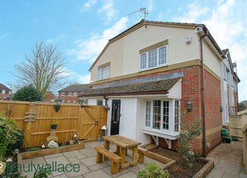 Thumbnail 1 bed semi-detached house for sale in Priory Gate, Thomas Rochford Way, Cheshunt, Waltham Cross