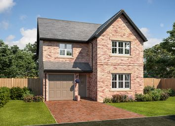 "Thumbnail 4 bedroom detached house for sale in ""Durham"" at Ascot Way, Carlisle"