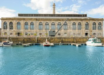 Thumbnail 1 bed flat to rent in The Brewhouse, Royal William Yard, Plymouth