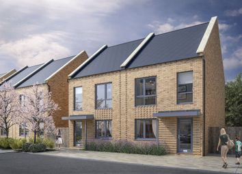Thumbnail 3 bedroom semi-detached house for sale in 1-10 Hillier Court, 53 Well Grove, London