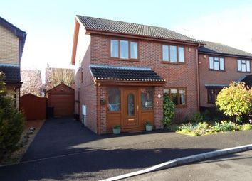 Thumbnail 4 bed detached house for sale in Wraxall Close, Poole