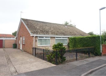 Thumbnail 2 bedroom semi-detached bungalow for sale in Hansard Crescent, Gilberdyke