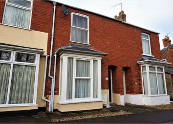 Thumbnail 2 bed terraced house to rent in Albert Walk, Holbeach