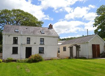 Thumbnail 2 bed property to rent in Crugybar, Llanwrda