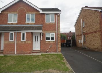 Thumbnail 3 bed semi-detached house to rent in Bishopgarth Close, Doncaster