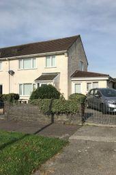 Thumbnail 3 bedroom semi-detached house for sale in Heol Emrys, Penlan, Swansea