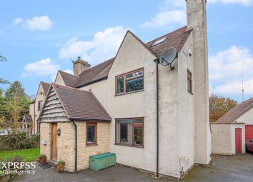 Thumbnail 4 bed semi-detached house for sale in Fosseway, Lower Slaughter, Cheltenham, Gloucestershire