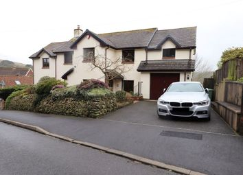 Thumbnail 4 bed detached house for sale in Mount Pleasant, Bishops Tawton, Barnstaple