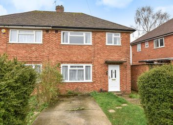 Thumbnail 3 bed semi-detached house to rent in Fraser Road, High Wycombe