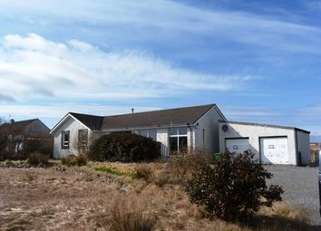 Thumbnail 4 bed bungalow for sale in Braighe Road, Isle Of Lewis