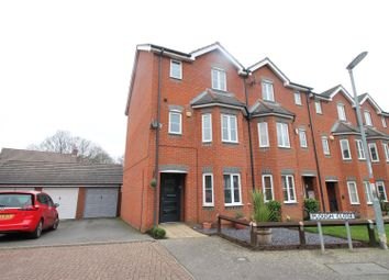 Thumbnail 4 bed town house for sale in Plough Close, Daventry