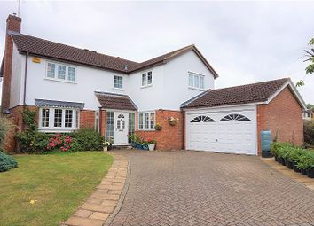 Thumbnail 6 bedroom detached house for sale in Ovitts Close, Winslow