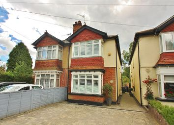 Thumbnail 3 bed semi-detached house for sale in Barrack Path, Woking, Surrey