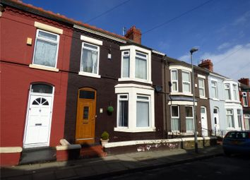 Thumbnail 4 bedroom terraced house for sale in Douglas Road, Liverpool